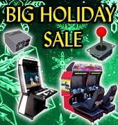 Big Holiday Sale Now On