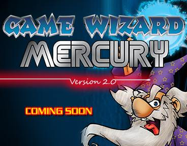 GAME WIZARD MERCURY V2.0 COMING SOON