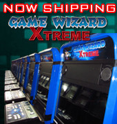 Game Wizard Xtreme - Now Shipping