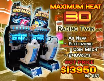 Maximum Heat 3D - Hot Price