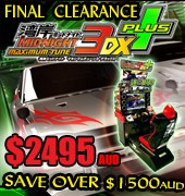 Maximum Tune Arcade Final Clearance Sale