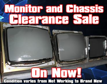 Monitor and Chassis Clearance Sale Now On