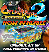 Ocean King 2 Now Available