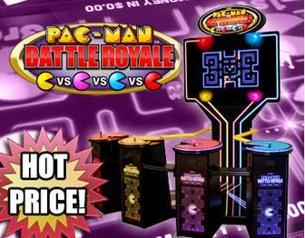 Pacman Battle Royale Hot Price!