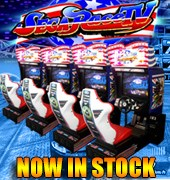 Sega Race TV now in stock