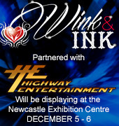 Wink and Ink Exhibition