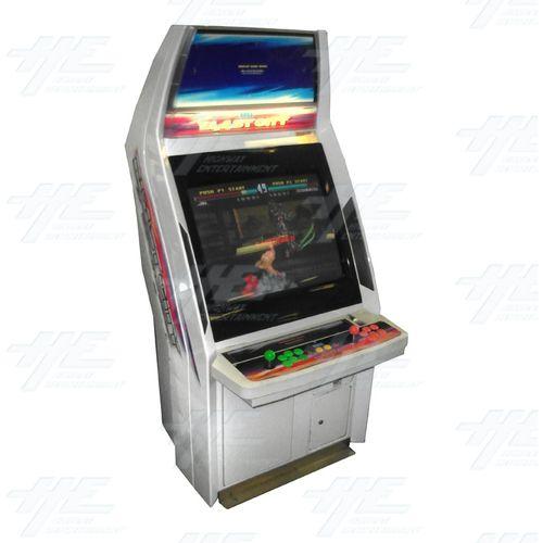 tekken 3 in sega blast city arcade cabinet ebay