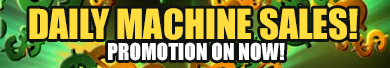 Daily Machine Sale Promotion