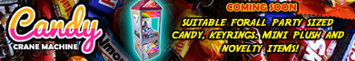 Candy Crane Coming Soon