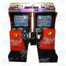 12 Daytona USA Twin Driving Arcade Machines Now Available!