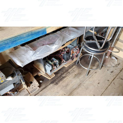 4pcs of Rear Projection Chassis Available for $100!!!