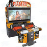 "Rambo DX 55"" Arcade Shooting Machine"