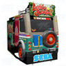 Let's Go Jungle DX Arcade Machine