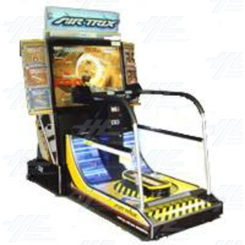Air Trix Arcade Machine