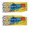 Alpine Racer Cabinet Sticker Kit