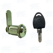 Arcade Machine Cam Lock with Removable Barrel 25mm K3004