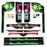 Dance Dance Revolution (DDR) Cabinet Sticker Kit