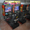 Daytona USA Twin Driving Arcade Machine (Made In Japan)
