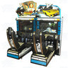 Initial D 6 AA Twin Driving Machine with Server (CLEARANCE)