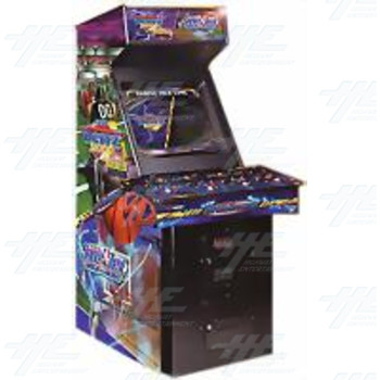 NBA Showtime / NFL Blitz 2000 Sportstation Arcade Machine
