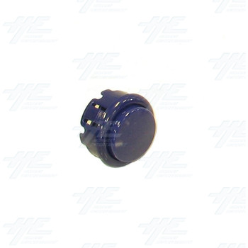 Arcade Pushbutton 33mm - Blue