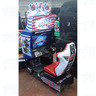 Sega Race TV Driving Arcade Machine English Version