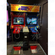 Time Crisis 2 SD Twin Arcade Machine
